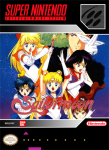 SNES - Sailor Moon (front)