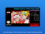 SNES - Sailor Moon Super S: Zenin Sankan Label