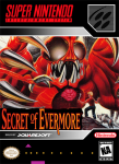 SNES - Secret of Evermore (front)