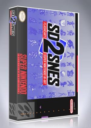 SNES - SD2SNES