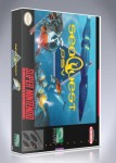SNES - Sea Quest DSV