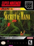 SNES - Secret of Mana (front)