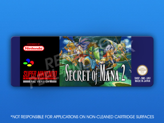 SNES - Secret of Mana 2