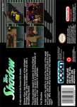 SNES - Shadow, The (back)