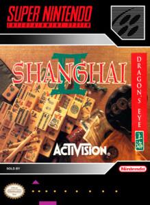 Shanghai II (front)