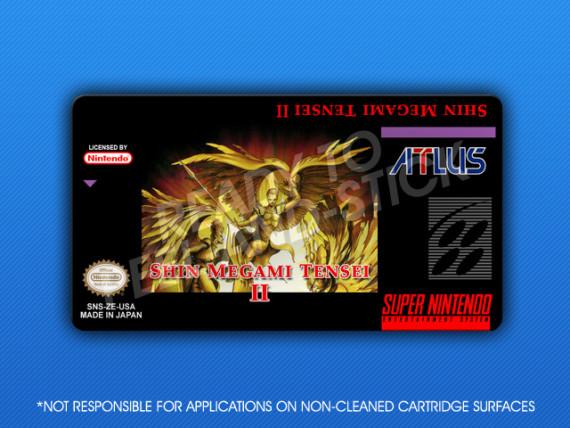 SNES - Shin Megami Tensei II