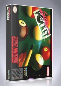 SNES - Side Pocket