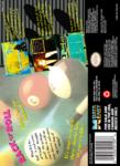 SNES - Side Pocket (back)