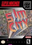 SNES - Sim City (front)