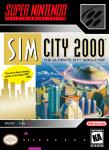 SNES - Sim City 2000 (front)