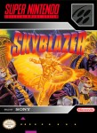 SNES - Skyblazer (front)