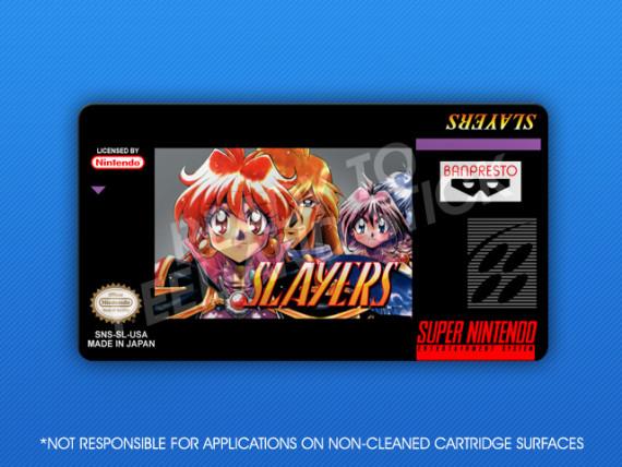 SNES - Slayers