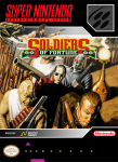 SNES - Soldiers of Fortune (Front)