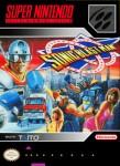 SNES - Sonic Blast Man (front)