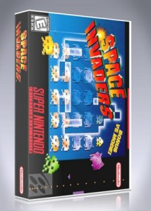 SNES - Space Invaders