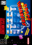 SNES - Space Invaders (front)