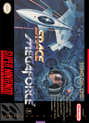 space megaforce snes