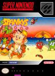 SNES - Spanky's Quest (front)