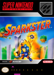 SNES - Sparkster (front)
