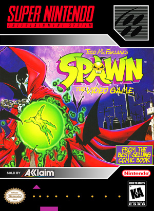 SNES - Spawn (front)