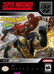 SNES - Spiderman X-Men: Arcade's Revenge (front)