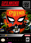 SNES - Spiderman (front)