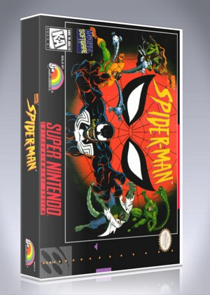 SNES - Spider-Man