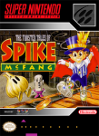 SNES - The Twisted Tales of Spike McFang (front)