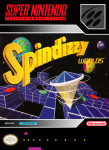 SNES - Spindizzy Worlds (front)