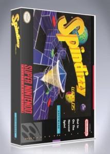 SNES - Spindizzy Worlds