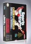 SNES - Sports Illustrated Championship Football & Baseball