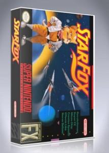 SNES - Star Fox
