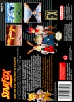 SNES - Star Fox (back)