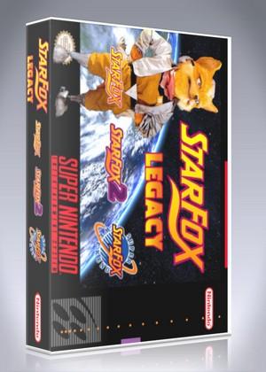 SNES - StarFox Legacy