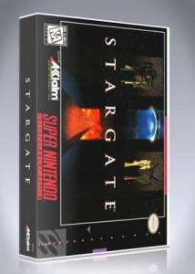 SNES - Stargate