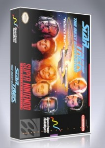 SNES - Star Trek: The Next Generation