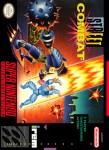 SNES - Street Combat (front)