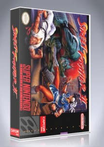 SNES - Street Fighter II