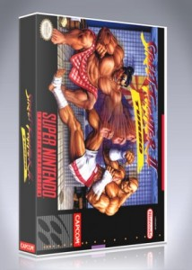 SNES - Street Fighter II Turbo