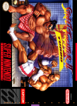 SNES - Street Fighter II Turbo (front)