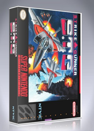 SNES - Strike Gunner STG