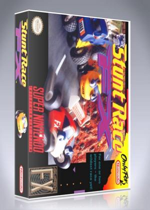 SNES - Stunt Race FX