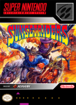 SNES - Sunset Riders (front)