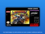 SNES - Sunset Riders Label