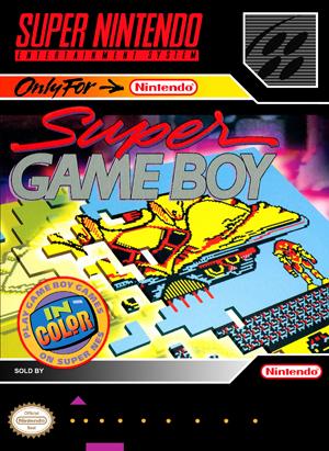 super game boy retro game cases