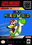 SNES - Super Mario World (front)