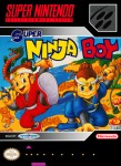SNES - Super Ninja Boy (front)