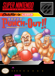 SNES - Super Punch Out (front)