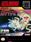 SNES - Super R-Type (front)