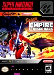 SNES - Super Star Wars: The Empire Strikes Back (front)